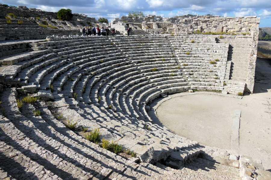 Travel Taste Sicily by Egatour Viaggi Lands of Myth: Erice & Segesta