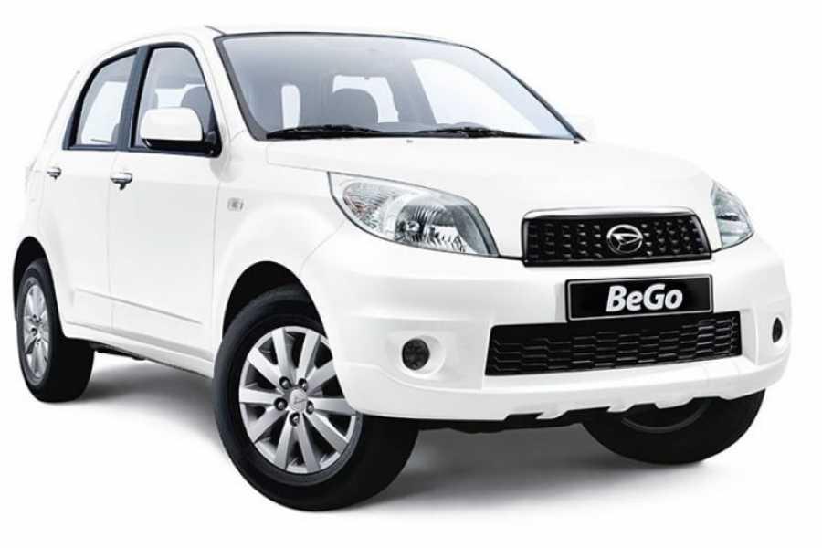 Krain Concierges Toyota Rush/Bego Daily Rental