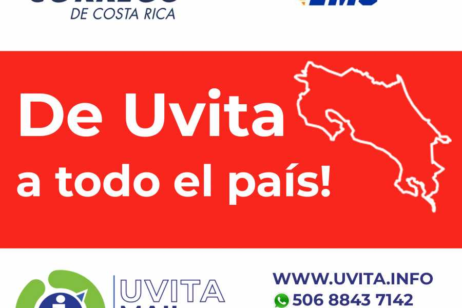 Uvita Information Center EMS COSTA RICA COURIER Mail service