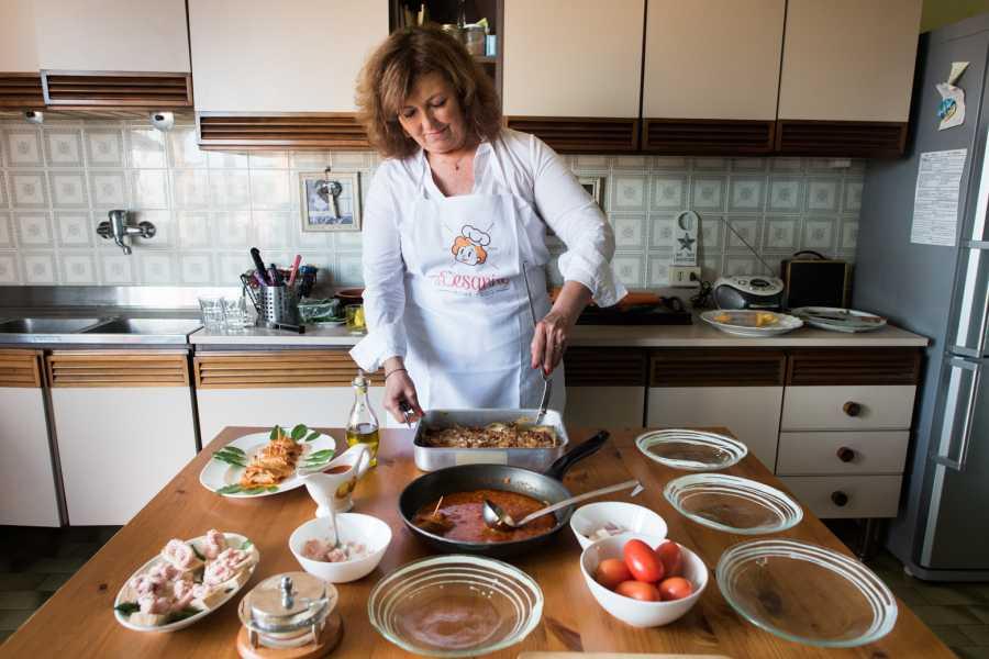 Bologna Welcome - Le Cesarine A casa delle Cesarine: pranzo o cena e show cooking a Bologna