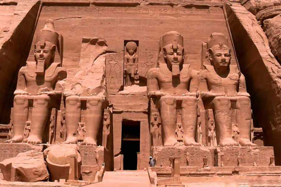 Marsa alam tours 2 Day Trip to Cairo Aswan and Abu Simbel  from Hurghada