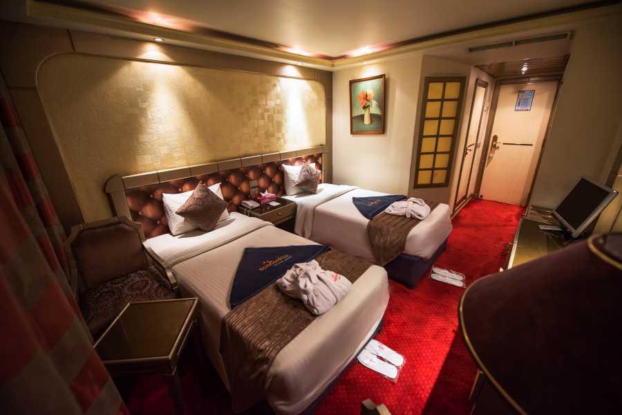 Journey To Egypt MS Royal La Terrasse Nile Cruise