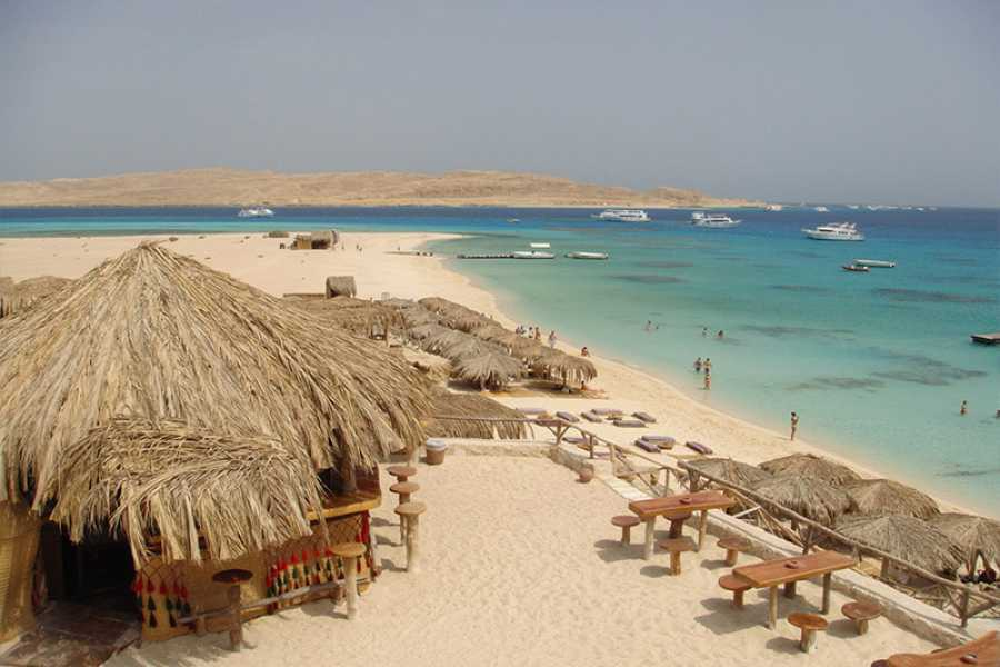 Marsa alam tours Paradise Island Snorkeling Trip from  Hurghada