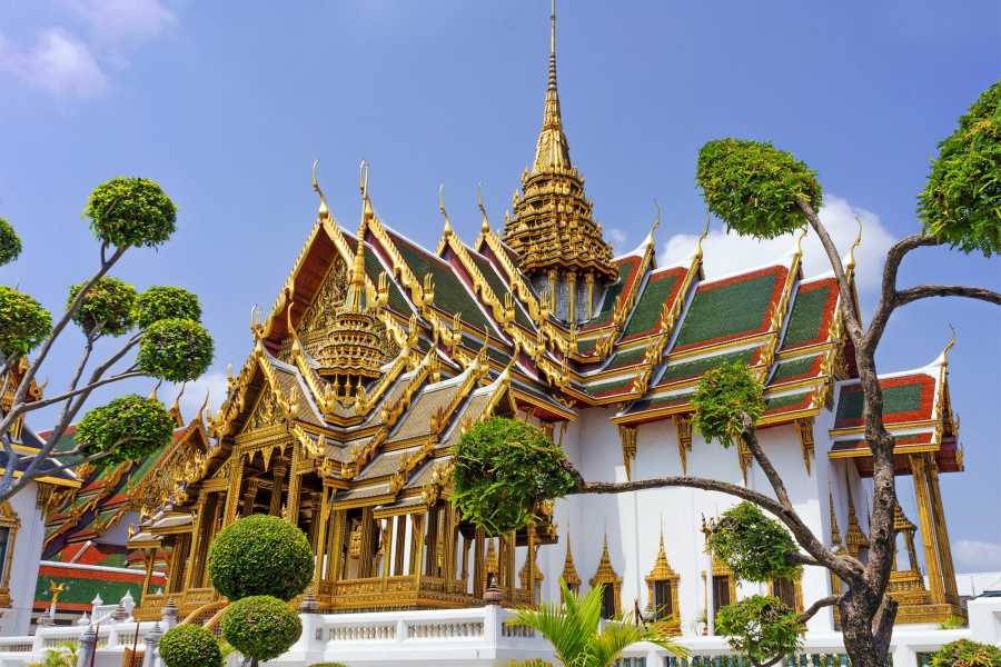 AMICI MIEI PHUKET TRAVEL AGENCY BANGKOK TOUR FULL DAY - TEMPLES AND GRAND PALACE (AM179)