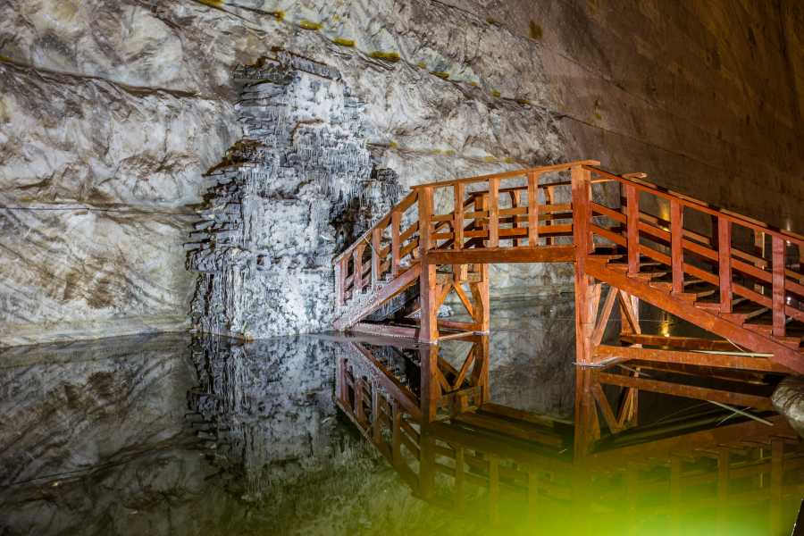 TravelMaker Slanic Salt Mine & Wine Tasting Tour - private - 8 hours