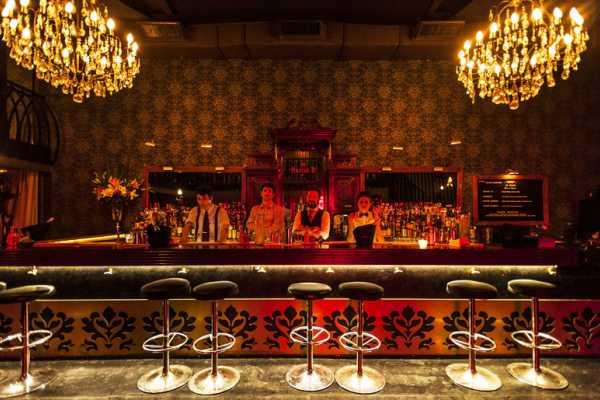 Indulge in Secret Bars
