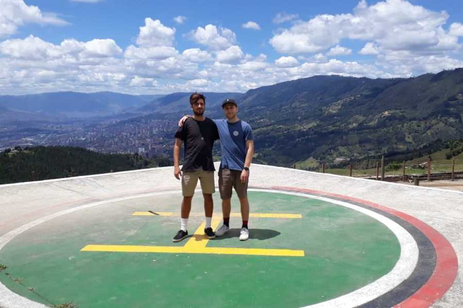 Medellin City Tours 9 hours package full day Pablo Escobar tour including C13, museum, & barrio PE