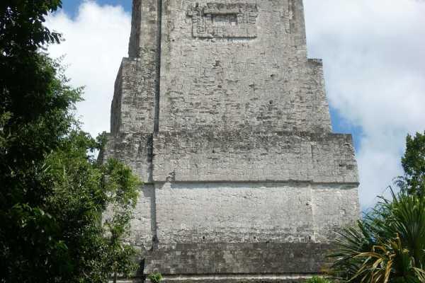 08:00 From Belize border, Tikal Tour