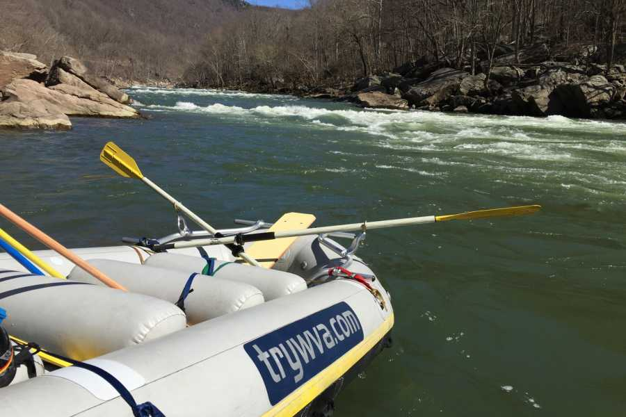 West Virginia Adventures Off-Season Rafting Adventures