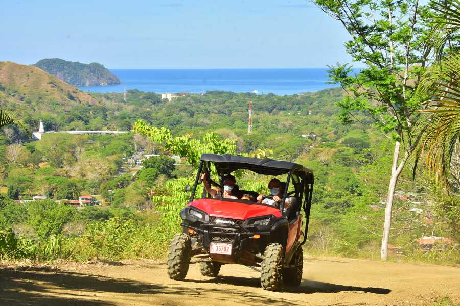 Tour Guanacaste Snorkel & Mountain Side by Side Tour