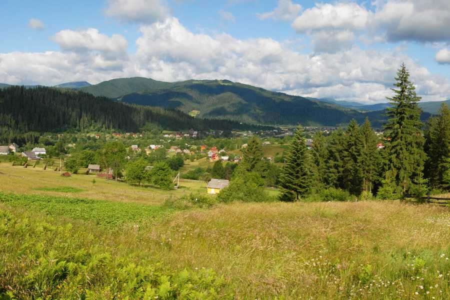 Aventour Ukrainian Carpathians Adventure Tour of Mykulychyn