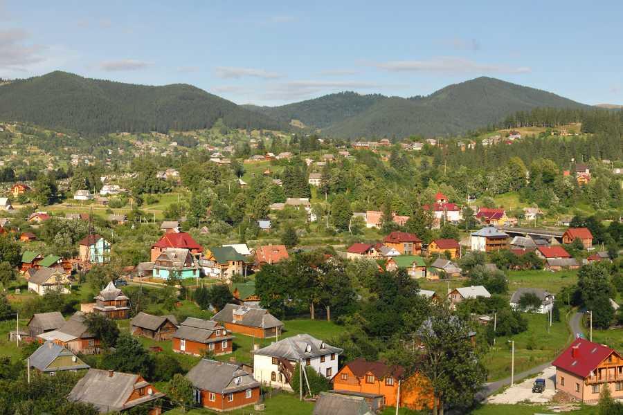 Aventour Ukrainian Carpathians Adventure Tour of Mykulychyn