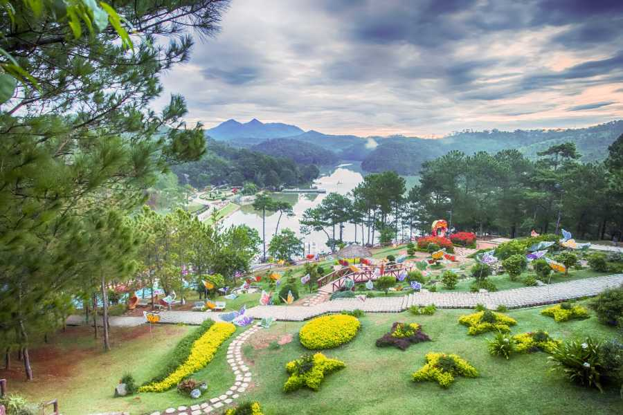 AMICI MIEI PHUKET TRAVEL AGENCY DALAT, CITY TOUR AND NATURE (AMV14)