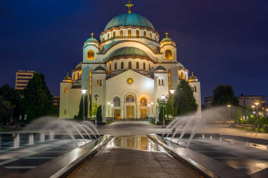 Nature Trips 2019 New Year in Europe`s Capital of Cool Belgrade