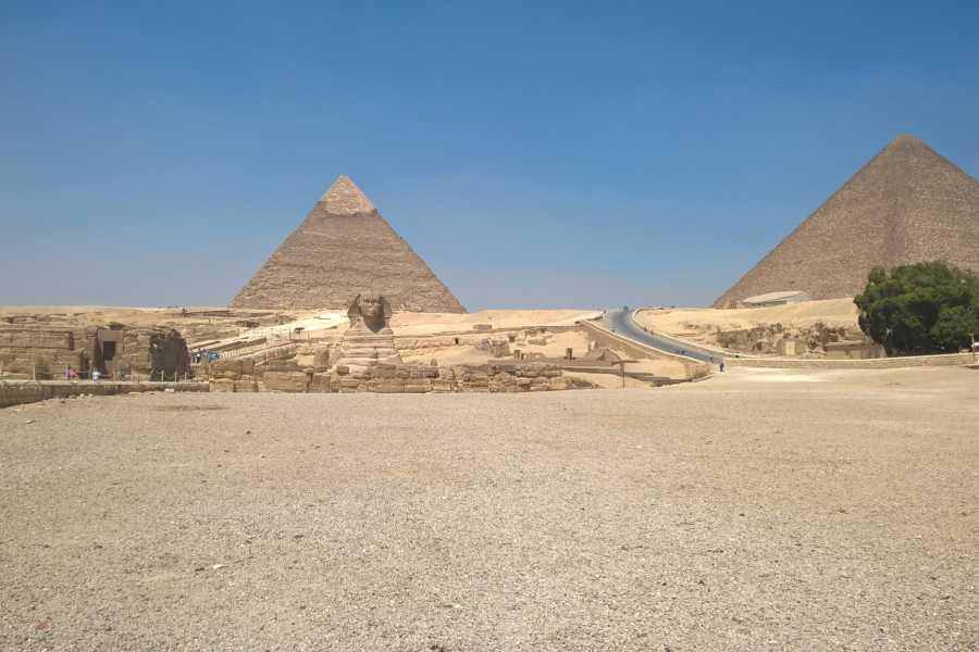 Marsa alam tours Kairo Tagestour vom Hafen von Alexandria