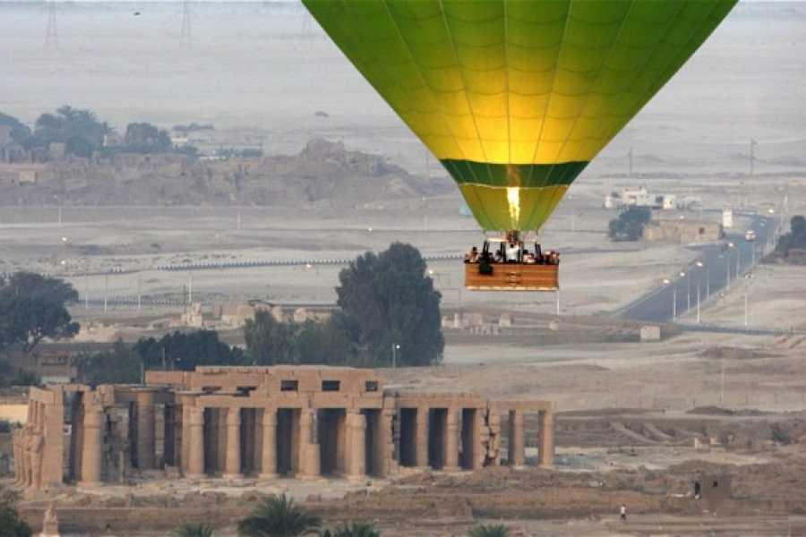 Marsa alam tours Luxor Hotair Balloon Trip to Luxor
