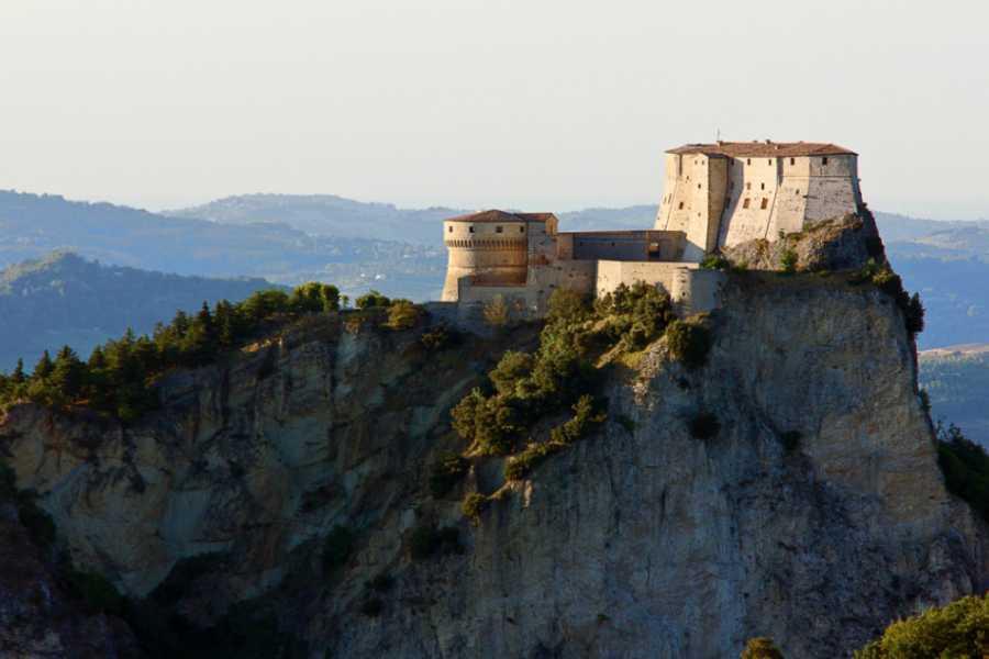 Rimini Reservation Entrée à la Forteresse de San Leo