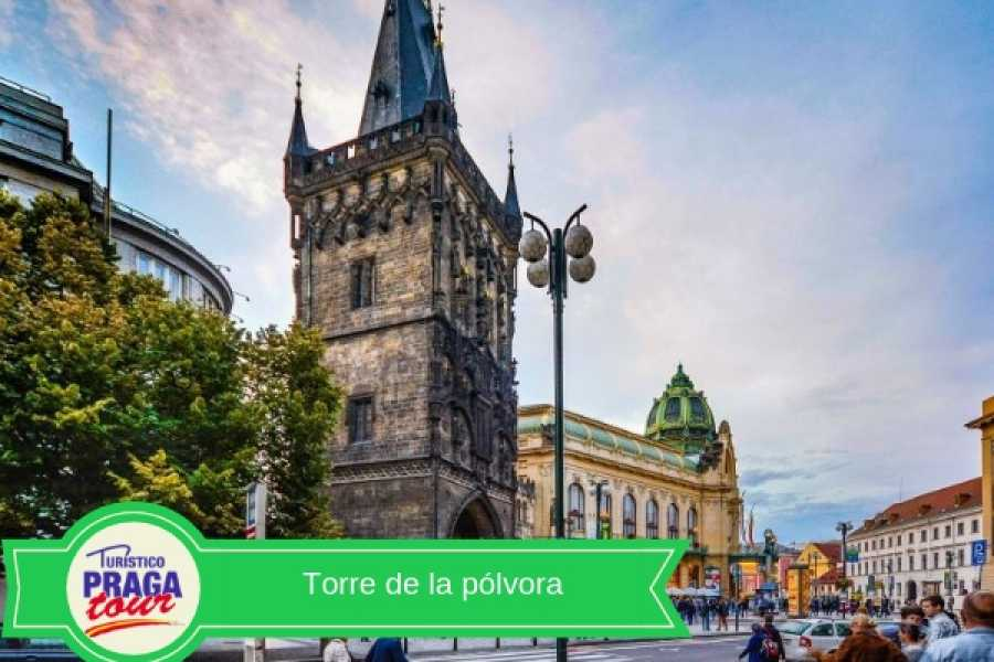 Turistico s.r.o. Tour Privado lo mejor de Praga en español