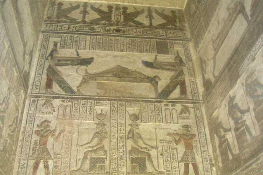 Marsa alam tours Tagestour zum Dendera Tempel von Luxor