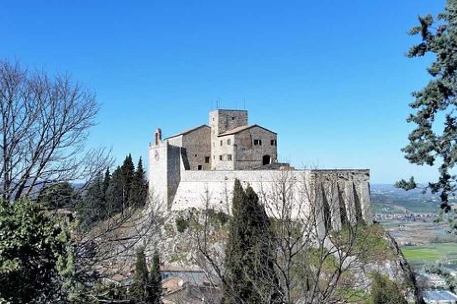 "Rimini Reservation Verucchio: Entry to the ""Rocca"""