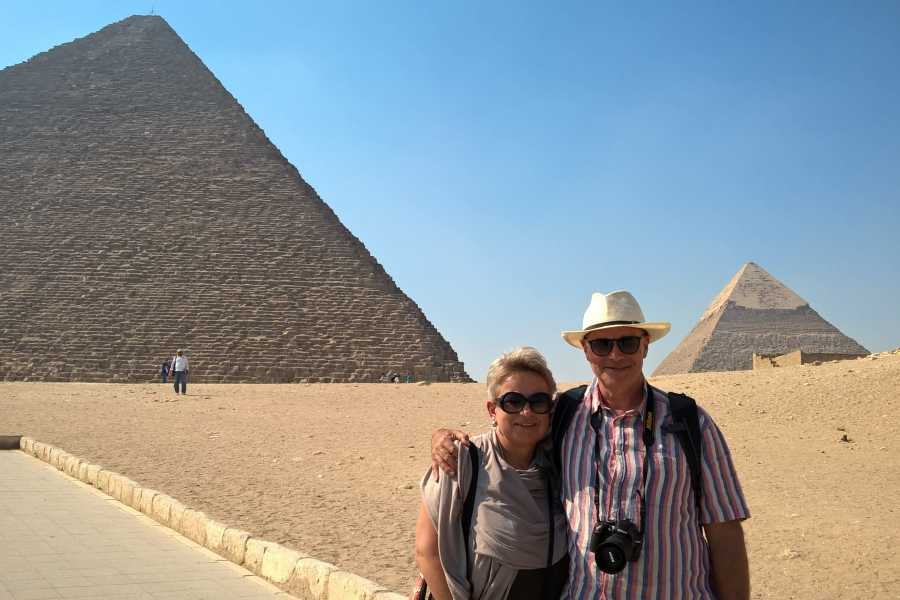 Marsa alam tours Luxor and Cairo two days Trip from El Gouna