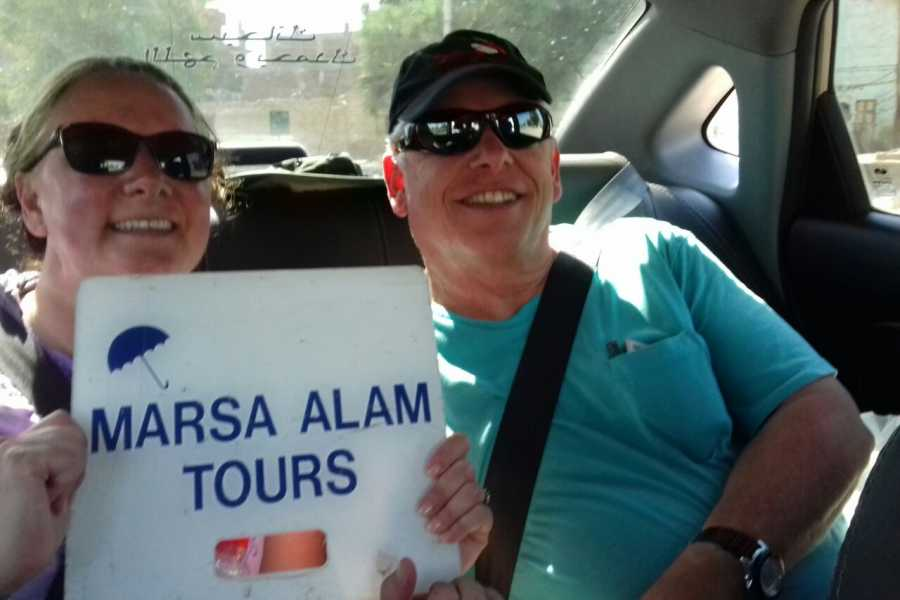 Marsa alam tours Cairo and Luxor 2 days tour from El Gouna  By Flight