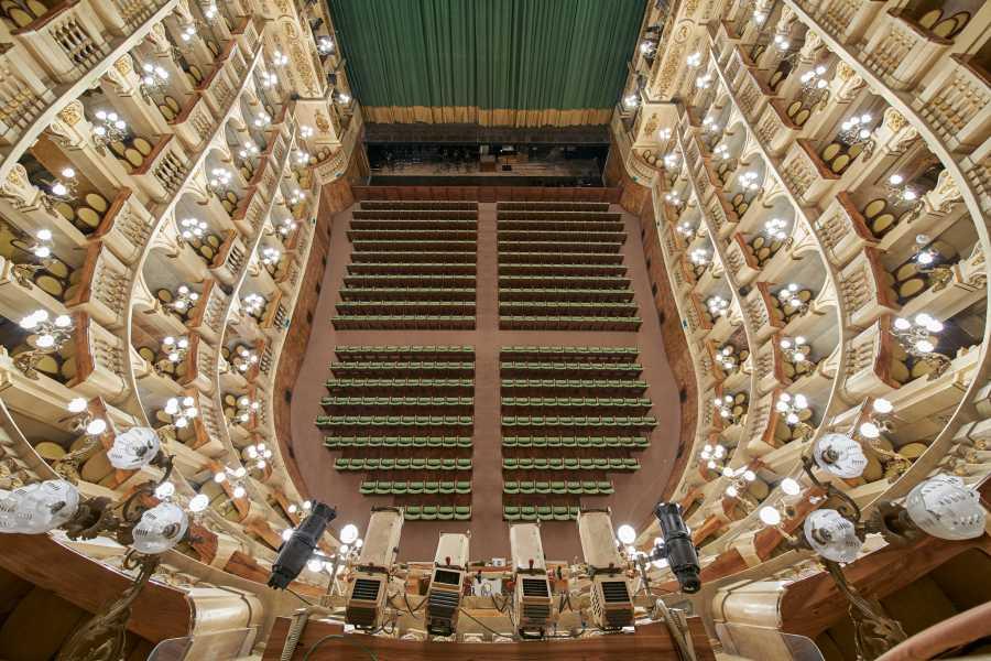 Bologna Welcome - Teatro Comunale TOUR TEATRO COMUNALE