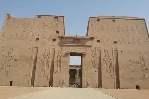 5 days Nile Cruise tour from Hurghada