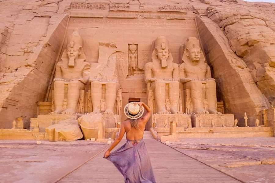Marsa alam tours 5 days Nile Cruise tour from El Gouna
