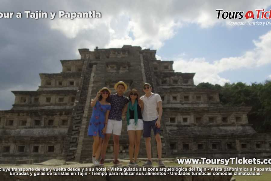Tours y Tickets Operador Turístico Tajin and Papantla tour from Veracruz or Boca del Rio