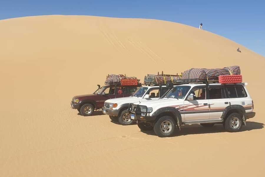 EMO TOURS EGYPT OVERNIGHT TOUR TO BAHARIYA OASIS VISIT BLACK AND WHITE DESERT FROM CAIRO