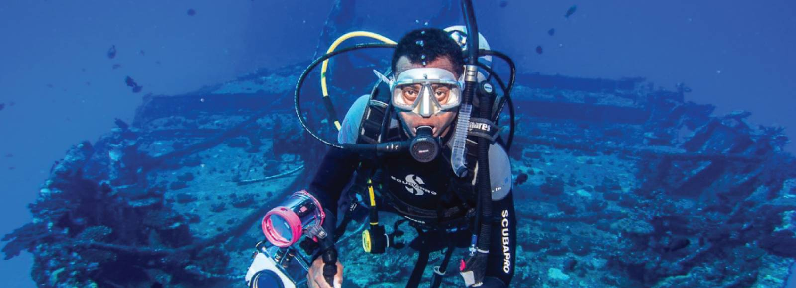Discover Scuba Diving in Mauritius