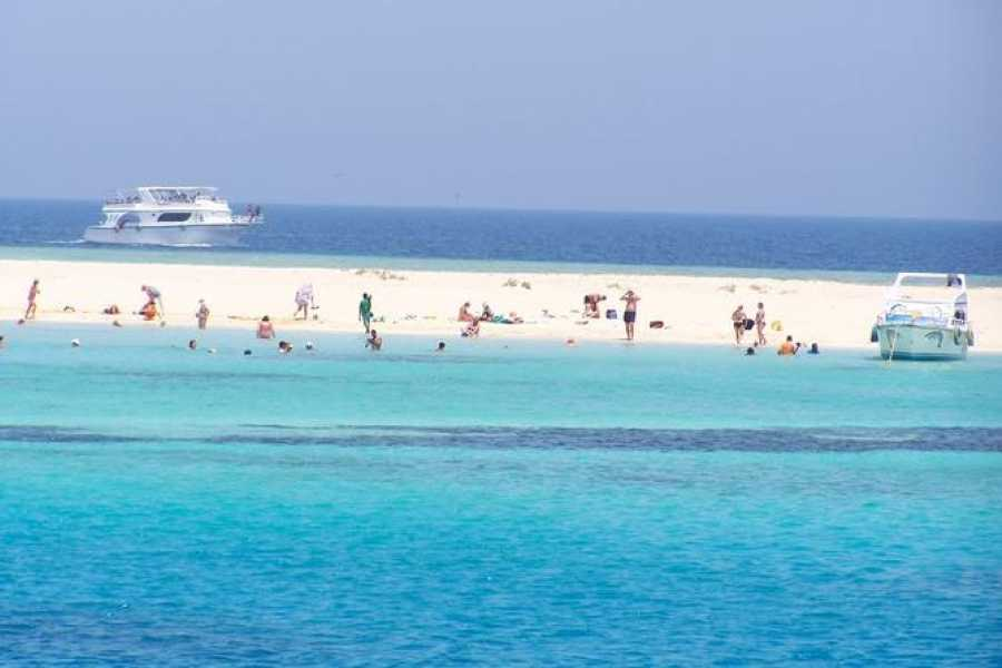 Marsa alam tours Utopia day snorkeling Trip from Hurghada