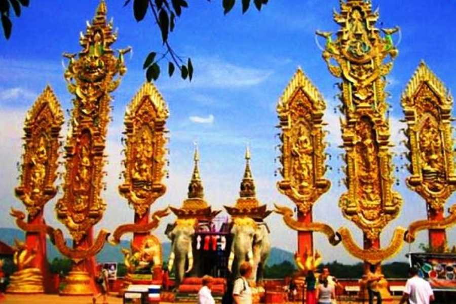 AMICI MIEI PHUKET TRAVEL AGENCY GOLDEN TRIANGLE TOUR FROM CHIANG MAI - AM121 -