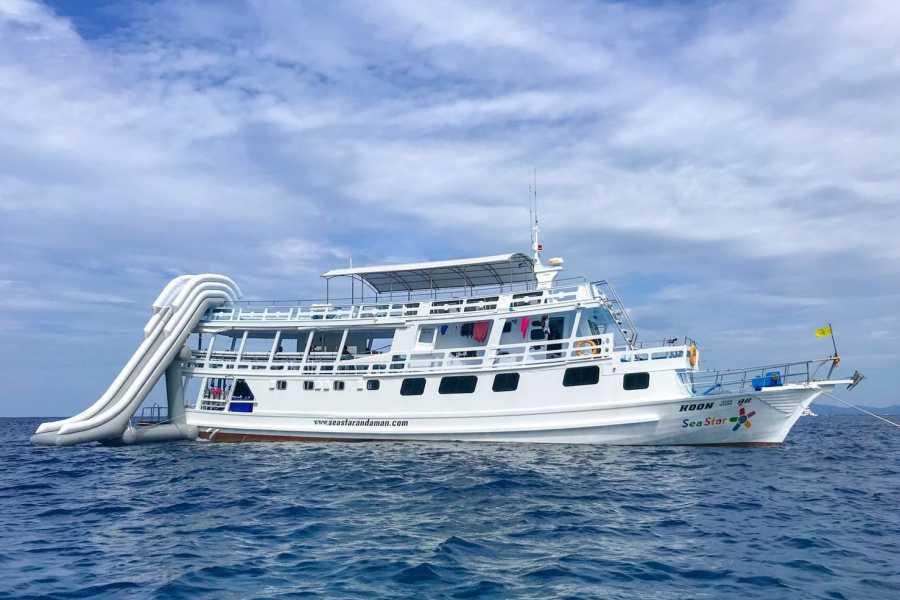 AMICI MIEI PHUKET TRAVEL AGENCY Raya noi island, Raya island, Maiton island, 2 days liveaboard
