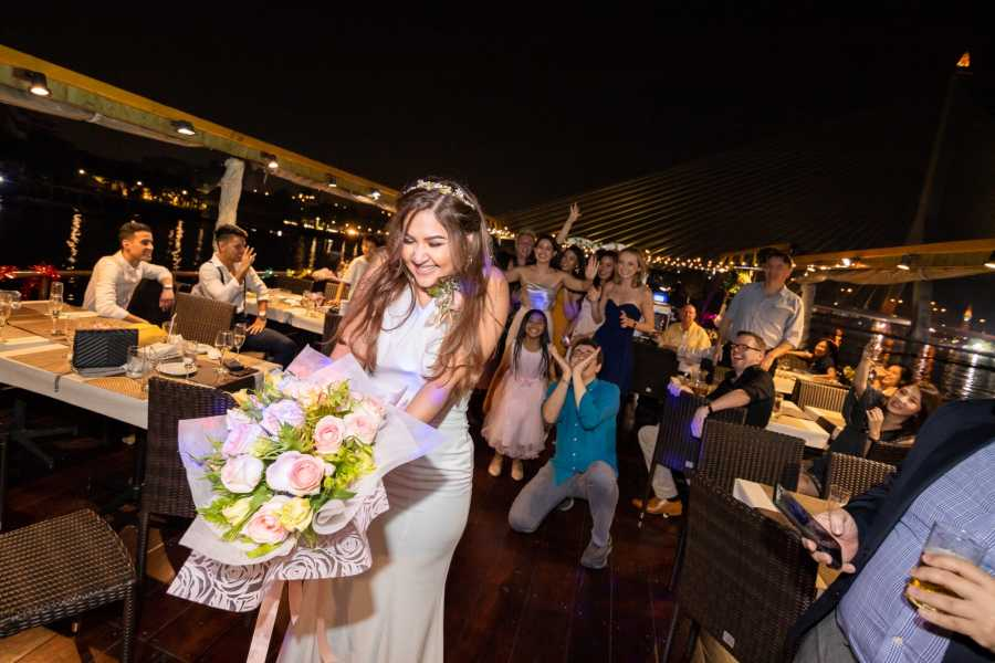 SabaiCruise Private Wedding Cruise