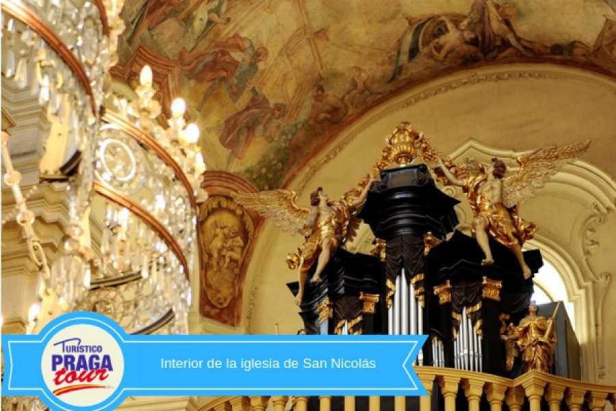 Turistico s.r.o. Classical concert in St.Nicholas Church
