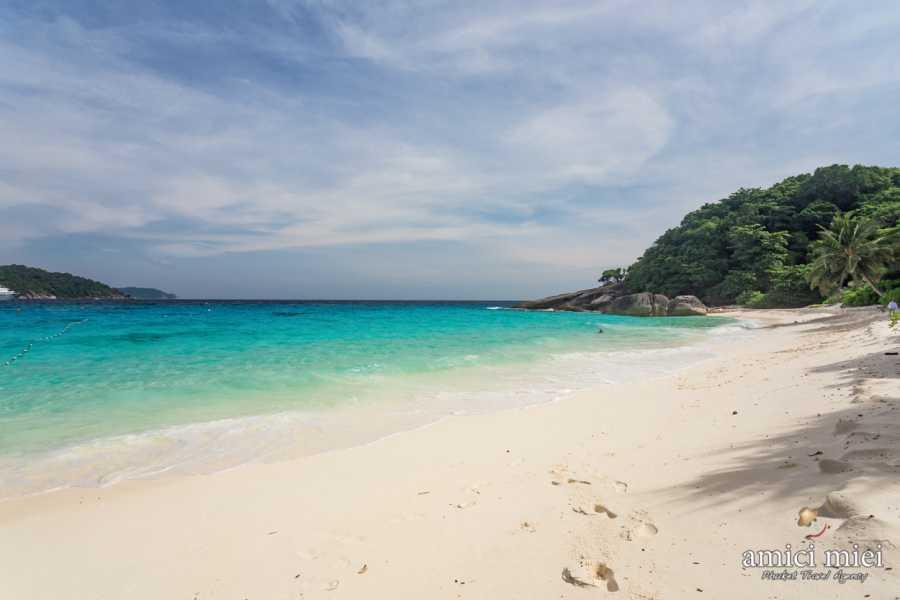 AMICI MIEI PHUKET TRAVEL AGENCY SIMILAN ISLAND TOUR IN GIORNATA DA PHUKET O KHAO LAK (AM002)
