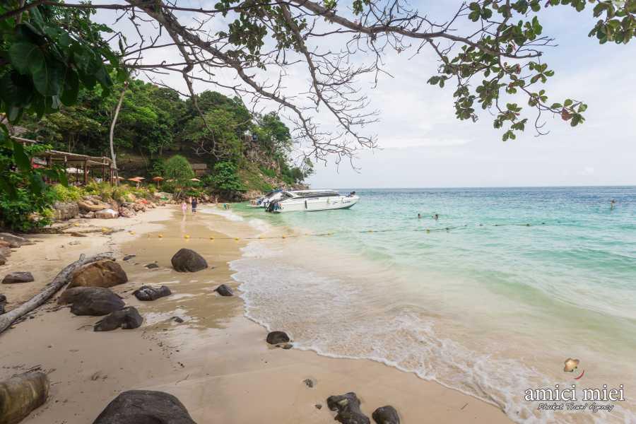 AMICI MIEI PHUKET TRAVEL AGENCY PHI PHI ISLAND SUNRISE EARLY BIRD from Phuket - AM103