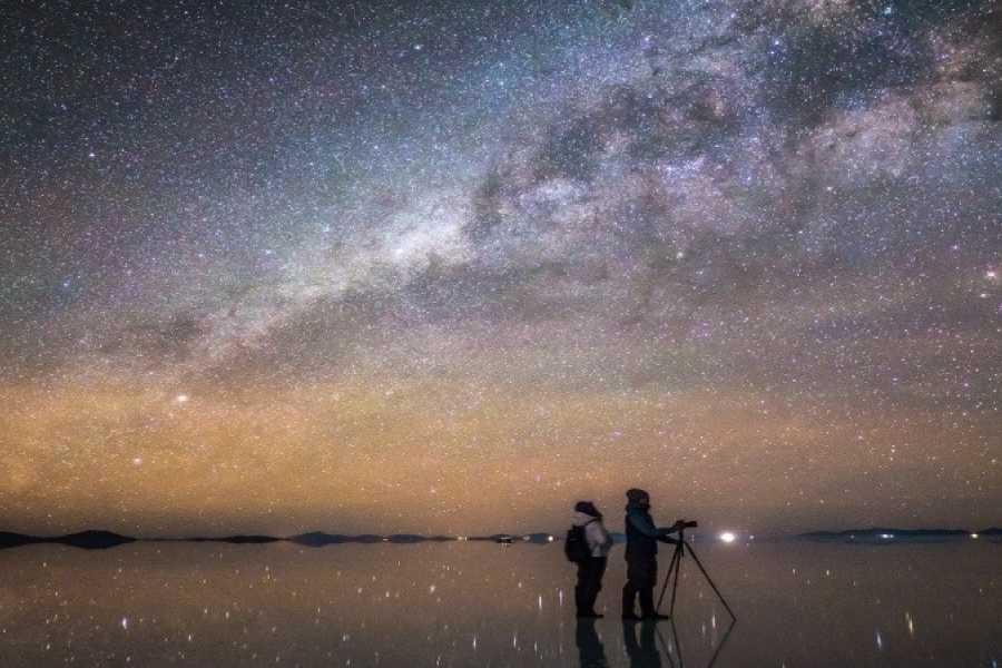 Uyuni Expeditions REFLEXOS ANDINOS LA PAZ - UYUNI - LA PAZ 3D (TEMPORADA CHUVOSA)