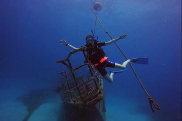 01. SCUBA DOUBLE TANK DIVE (2 dives) for Certified Divers