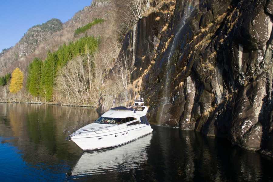 Juklafjord -Jondal Tourist Information M/Y Iselina Bella