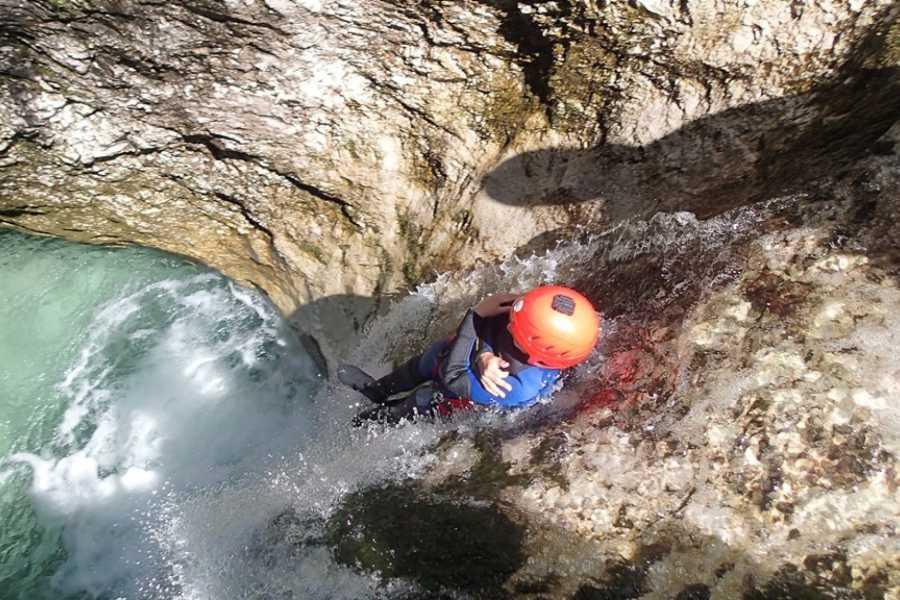 HungaroRaft Kft Canyoning a Sušec-kanyonban (csomag)