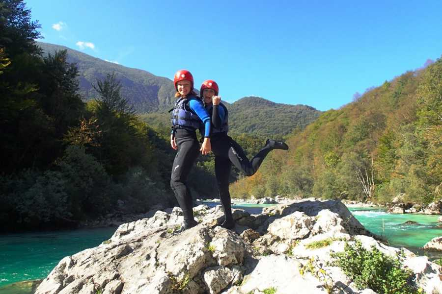 HungaroRaft Kft Rafting on Soca River - package