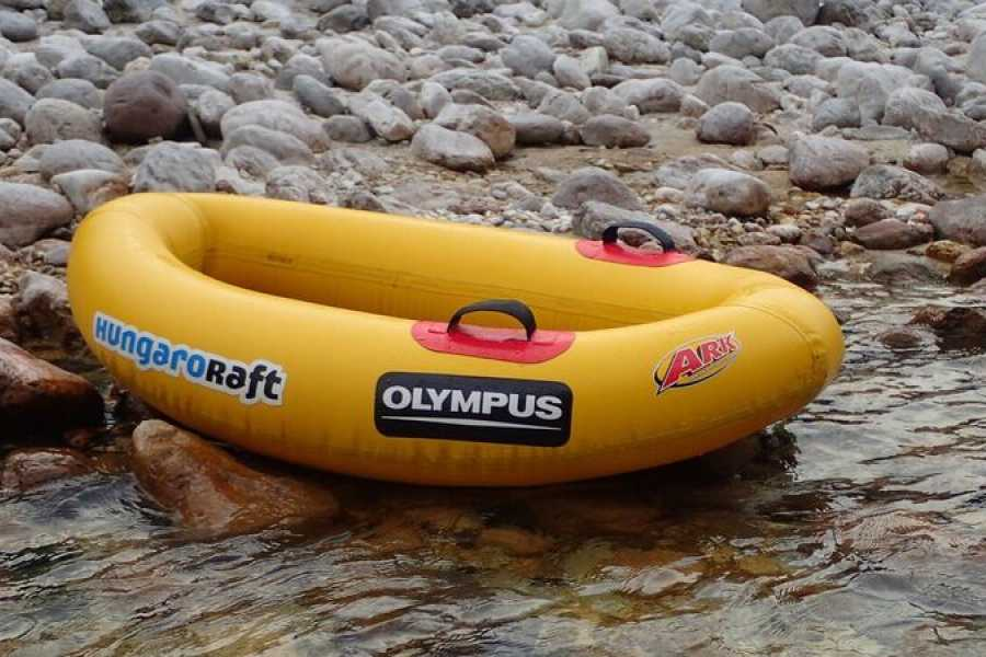 HungaroRaft Kft Rafting tour in Slowenien