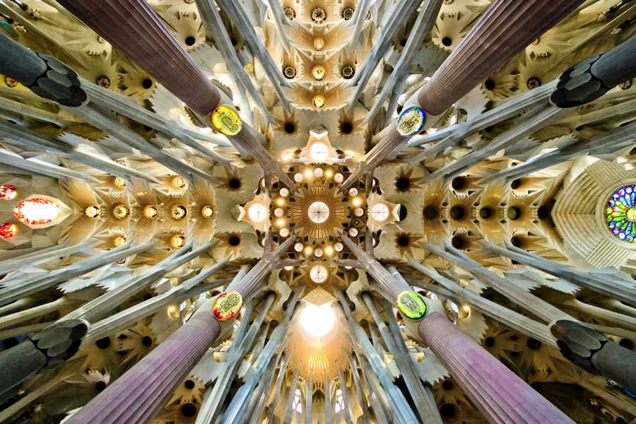 NHUE Sagrada Familia: Skip-the-line guided tour