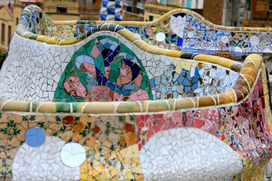 NHUE Park Güell: skip-the-lines guided tour