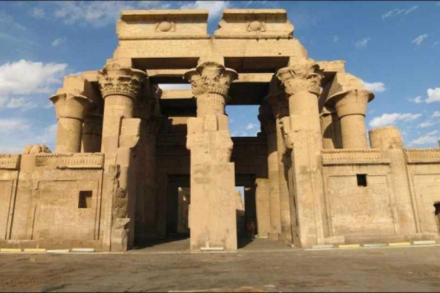 Marsa alam tours Ausflug von Makadi nach Edfu und Kom Ombo