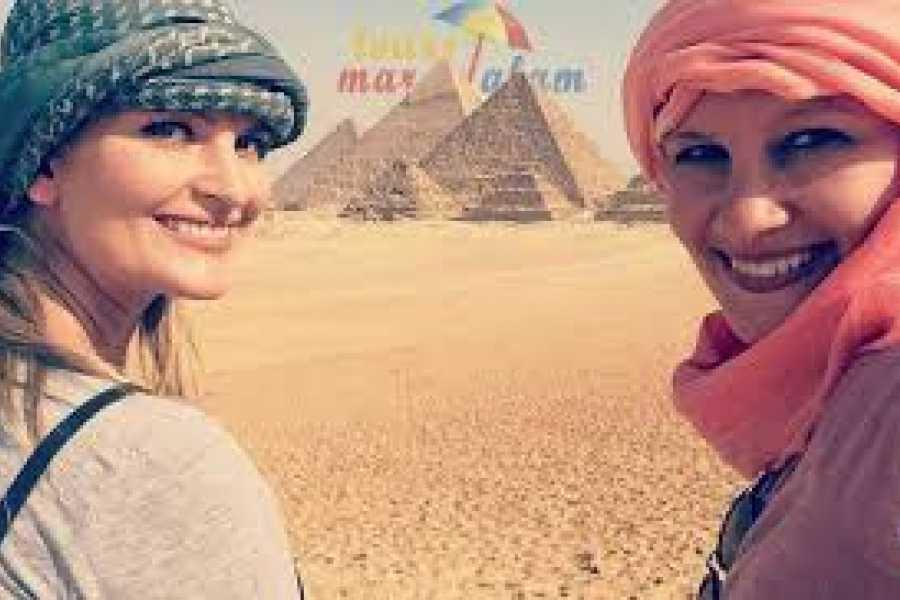 Marsa alam tours Kairo-Assuan und Abu Simbel zweitägige Tour von Makadi aus