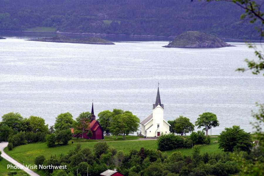 FRAM See the Atlantic Road and Kvernes stave church